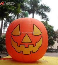 Giant Inflatable Halloween Pumpkin for Party Decoration/ Artificial Halloween Pumpkin