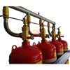 pipe network design auto fire extinguishing system, inert gas fire fighting supplies, IG-541 fire suppression system