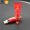 empty cosmetic plastic lotion tube for bb cream