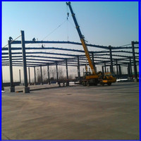 high quality steel structure building