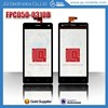 Free shipping free cheap android phones touch screen front glass FPC050-0310B
