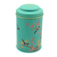 Tea Use and Metal Material aluminum tea tins box