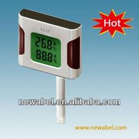 Digital sensors temperature and humidity meter indoor/outdoor