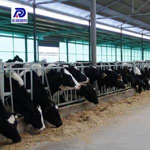 Livestock Panels Steel Structure Farm Shed Cow Cattle Shed Farm Building