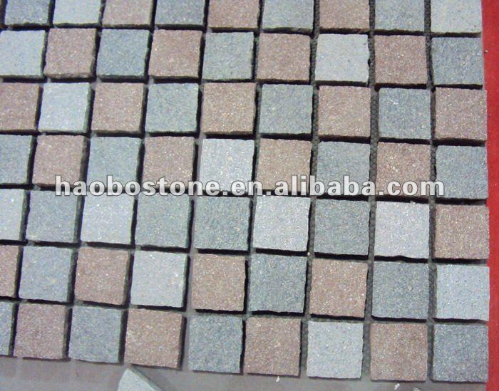 Adoqu n travertino piedra de pavimentaci n adoquines y for Adoquines de piedra precios