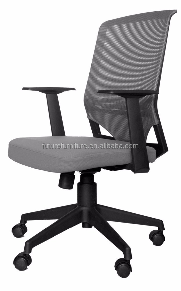 2016 Italy Market Mesh Middle Back Cheap Office Chairs (Hot)