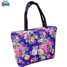 Ladies fashion canvas handbags and women canvas handbag