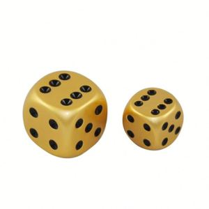 Is With Low Price Bar And Club Favor Led Dice