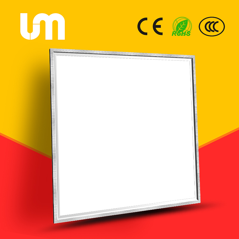 600x600 40W Panel LED Recessed Ceiling Light Super Bright Home Office Square Lamp