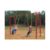 Cheap Double Seats Outdoor Equipment Metal Swing Set For Kids Playground