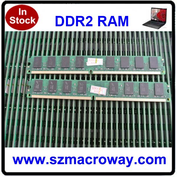 Long-dimm Ram 1gb Pc2 6400 Ddr2 Pc800 Memory sale