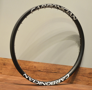 CARBONICIAN hookless offset 29er Plus Carbon tubeless mountain bike 50mm wide mtb bicycle rims