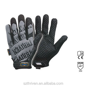 good seller mechanical protection light duty safety gloves