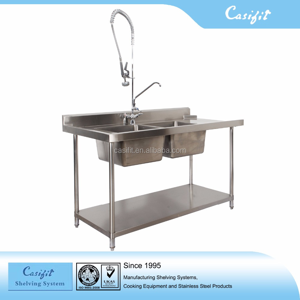 Hot sale hotel supplies 304 stainless steel kitchen sink