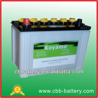 Newly durable 12v 75ah lipo car battery lithium ion polymer battery