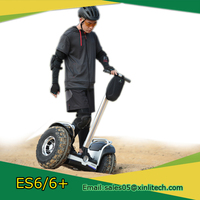 Off Road 2 Wheels Self Balancing Electric wheel motorcycle