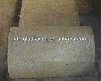 Rock wool blanket mineral mat rock wool insulation for Mineral wool blanket