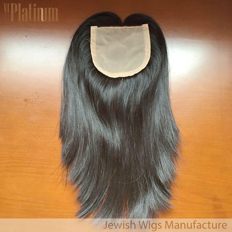 Fournir 100 d 39 injection de peau de cheveux humains top for Juives portent une perruque