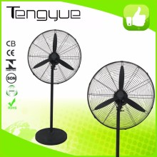 Hot sale big power 20 26 30 inch electric heavy duty rotating industrial stand fan