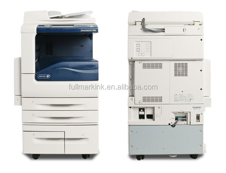 used copiers machine second hand printing photocopier Fuji 3065