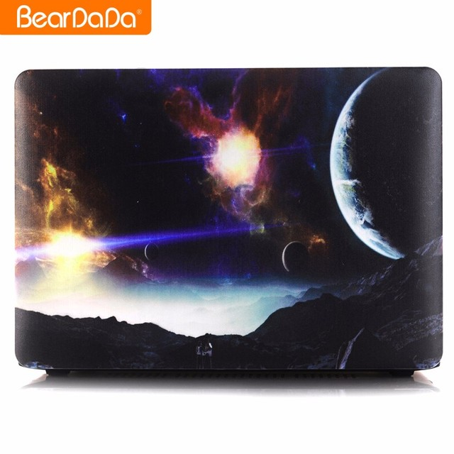 2017 Hot Sale Starry Sky for macbook air 13 case