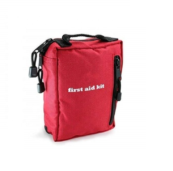 Small First Aid Kit for Travel Car & Cycling Be Prepared For Survival Outdoor Qr At Home