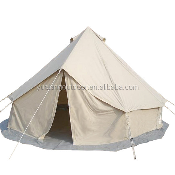 Canvas bell tent luxury safari tent indian teepee tent
