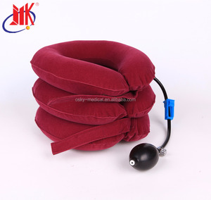 Home Medical Equipment---Air Neck Traction for Your Neck Pain