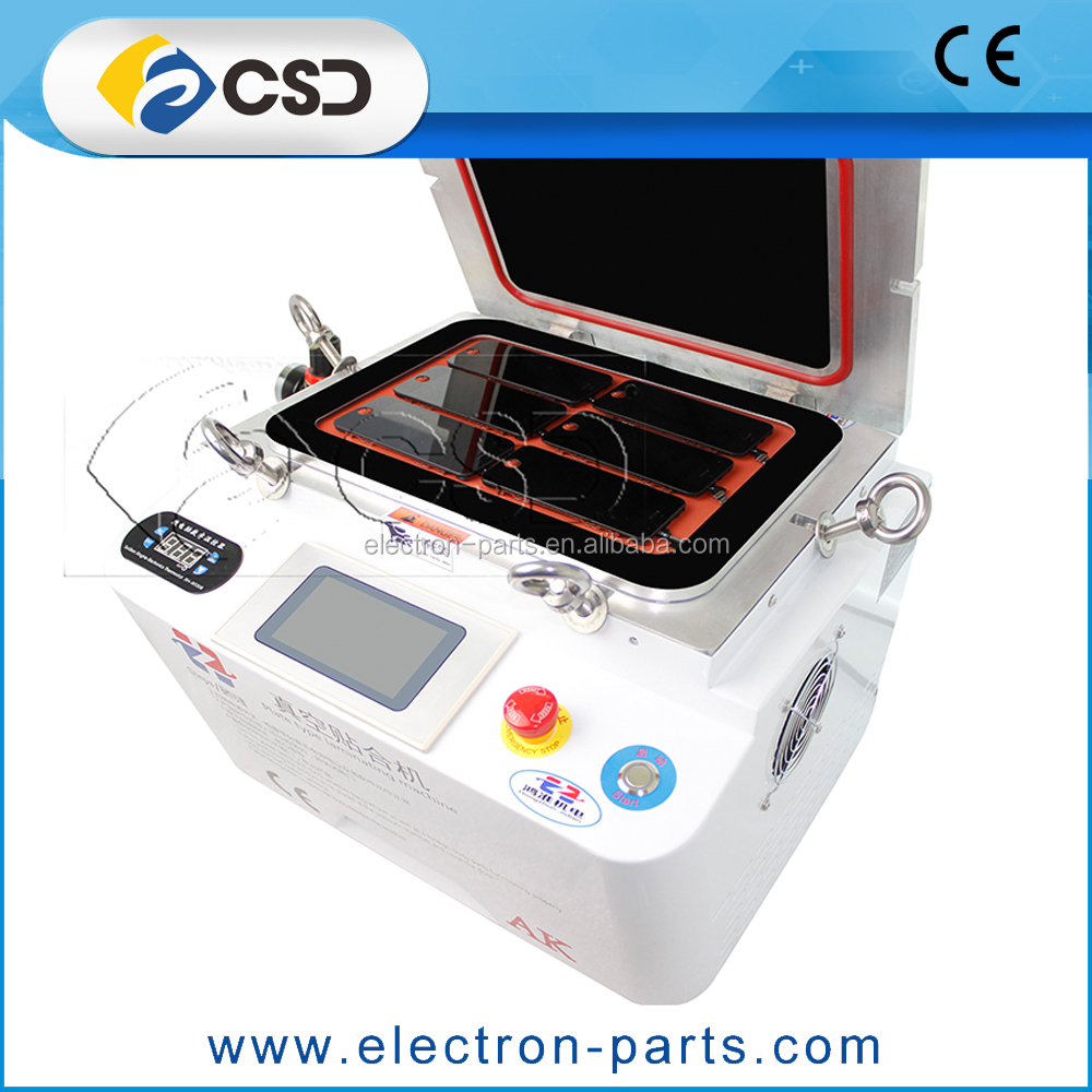No Need Air compressor lamination machine for iphone samsung lcd repairing