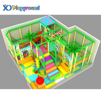 Small-sized Competitive Price Kids Indoor Playground For Home - Buy ...
