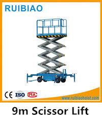 แบตเตอรี่ scissor lift platform