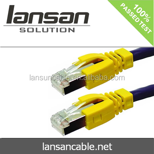 Customized outdoor/Indoor Bare Copper Brand Copy cat5e/cat6/cat6a/cat7 cable price per meter