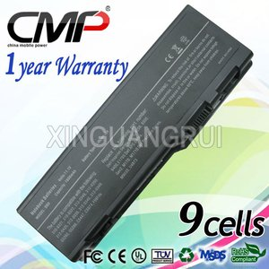 CMP High Quality Hi-Capacity Li-ion Battery 7200 mAh 9 cells for Dell 6000