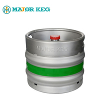 European Standard Stainless Steel 30 Litres Beer Keg Home Brew Beer Keg