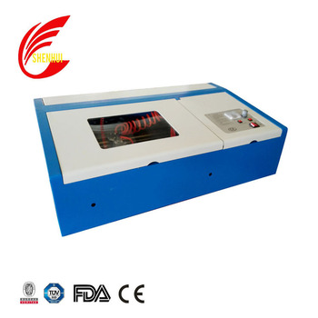 SH-K40 portable laser engraving machine small industrial acrylic cutting  machine, View small laser cutting machine, SHENHUI Product Details from