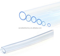 pvc clear hose pipe-flexible plastic Trade Assurance water well pvc pipe washer with socket pvc pressure pipes