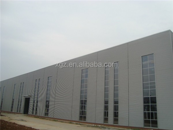 portal steel construction metal industrial steel structure workshop