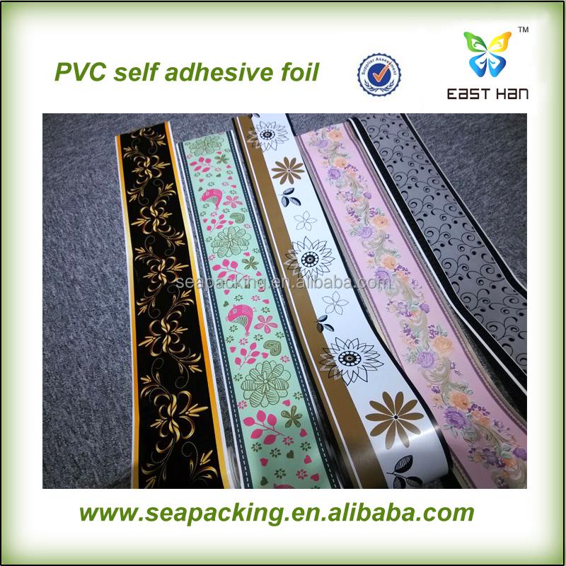 2015 new design fashion pvc self-adhesive wallpaper border - 2015 New Design Fashion Pvc Self-adhesive Wallpaper Border - Buy