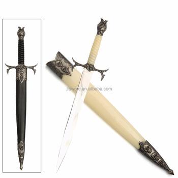 Dahanajan Dess Skull-Encrusted-medieval-custom-engraved-short-swords.jpg_350x350