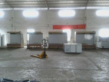 Air Curtain Refrigerator - Buy Open Air Refrigerator,Vegetable ...