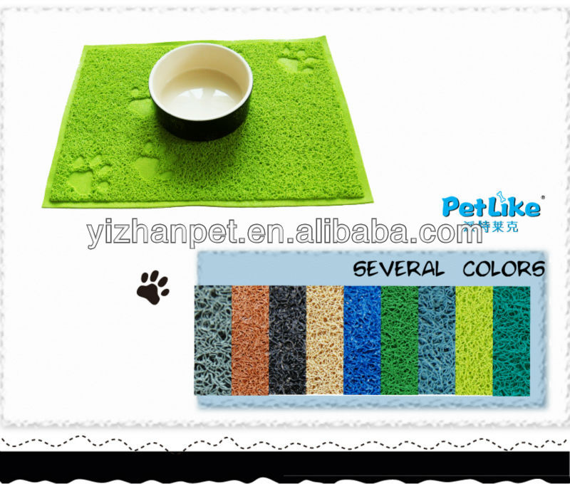 hot selling 2014 new pet products pet pvc mat china supply