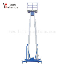 Telescopic Mast Lift