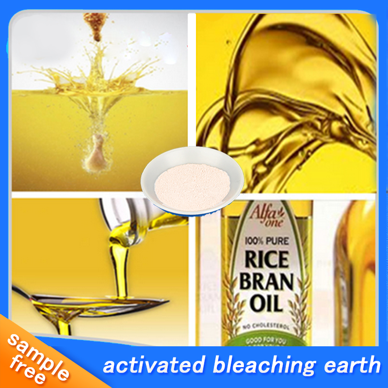Activated Bleaching Earth Fullers Earth Attapulgite Clay For Oil ...