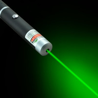 Powerful Green/Red /Blue Laser Pointer Pen Beam Light 5mW Professional High Power Laser Hot Selling