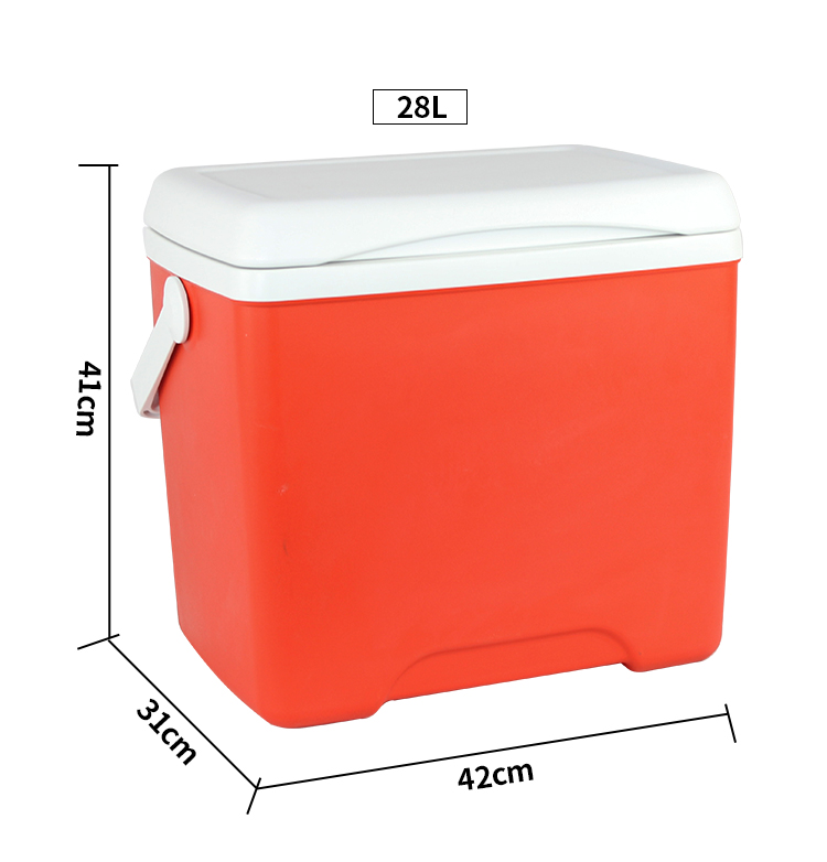 Factory high quality cooler box outdoor travelling ice cream cooler box , camping medical