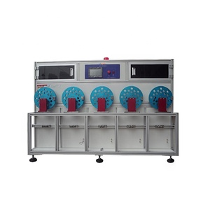 ASTM B470 Cable Flex Life Testing Machine