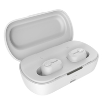 factory own design V5.0 Super mini TWS earbuds G48A-2 with 2200mAh battery charging box support automatically pairing