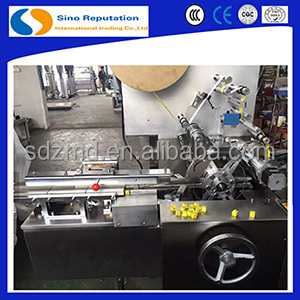 Food processing machinery automatic chicken bouillon cube packaging machine
