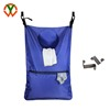 Adjustable Hanging Laundry Hamper with 2 Stainless Steel Hooks