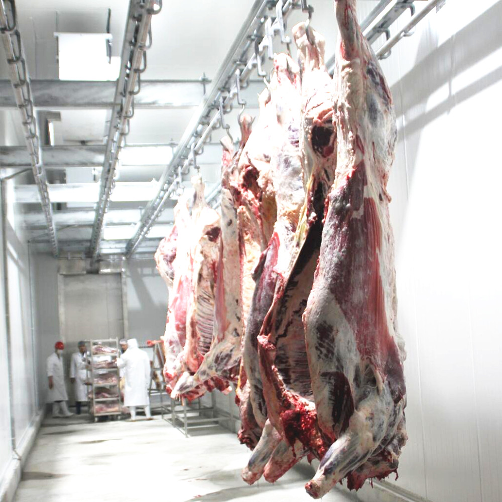 Turnkey Project Halal Meat Slaughterhouse Cattle And Sheep Abattoir Machine  Slaughter Line Equipment - Buy Halal Meat Slaughterhouse,Halal Meat